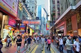 A glimpse of Hong Kong as one of the tourist destinations