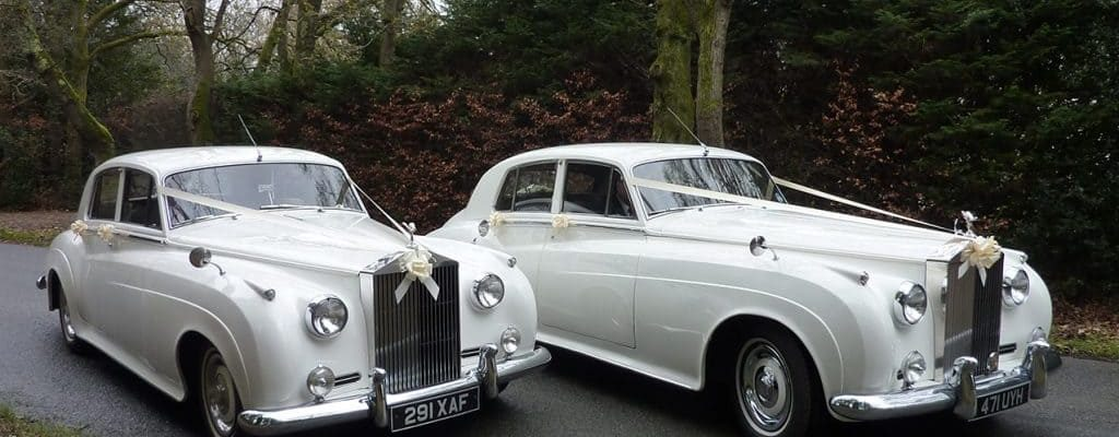 5 types of car to hire for a dream marriage